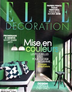 Elle Decoration Antoinette Poisson